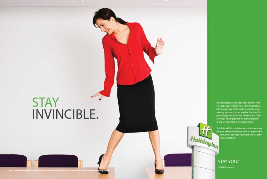 You can count on Holiday Inn to deliver a successful meeting