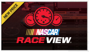Digital marketing for nascar